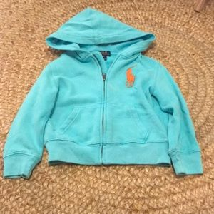Toddler Polo RL jacket